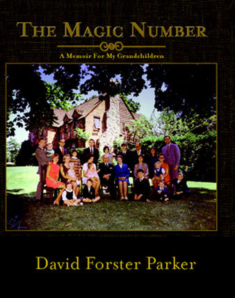 The Magic Number is a novel by Dr. David F. Parker.