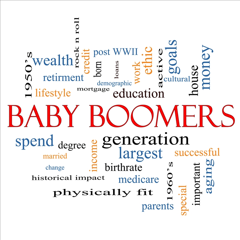 The Baby Boomers are coming and Parker Associates is ready to consult on the generation they have studied for over 30 years.