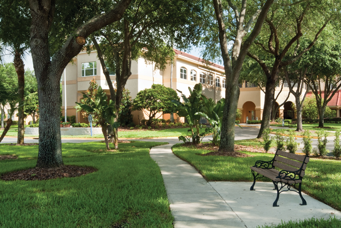 Parker Associates has worked with many retirement communities to revitalize their aging construction, concepts, marketing, and sales.