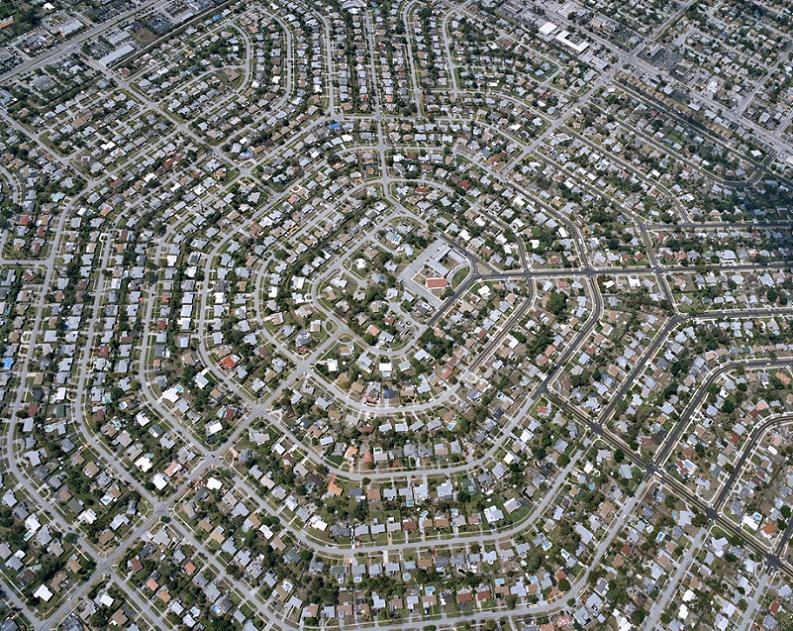 Urban Sprawl consultants, Parker Associates.