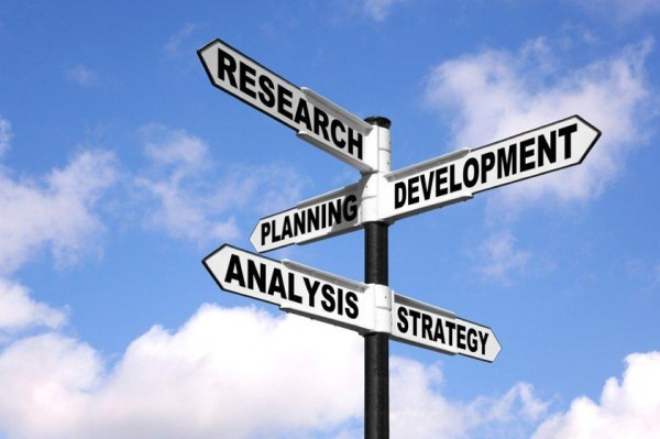 Market Research is needed before embarking on a project.