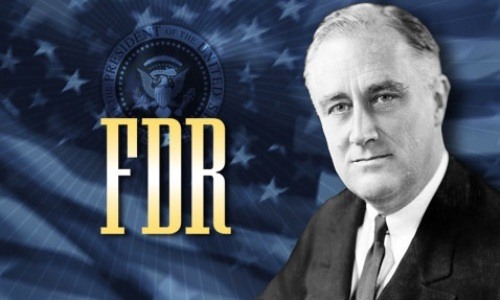 FDR knew the people. He knew his consumer.