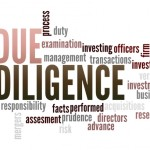 Due Diligence is an essential part to any project.