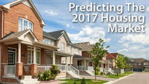 Parker Associates Predicts a strong 2017 Housing Market