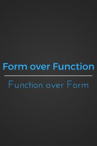 Parker-Associates-blog-August-2018-Form_over_Functionor