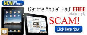 Parker-Associates-blog-November-2018-free-apple-ipad-ad-scam