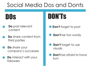 PTC-Computer-Solutions-Parker-Associates-blog-July-2019-Social-Media-Dos-and-Donts