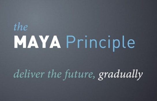 PTC-Computer-Solutions-Parker-Associates-blog-July-2019-the-maya-principle-deliver-the-future-gradually